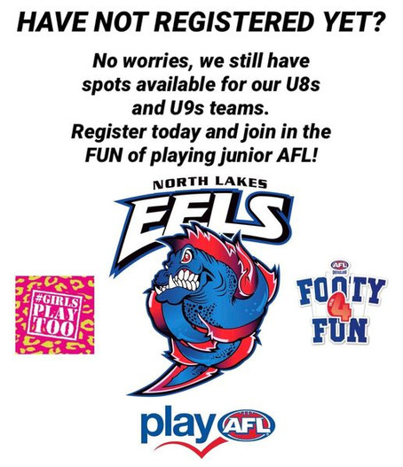 New reduced 2021 Season Fees for Under 8s & 9s