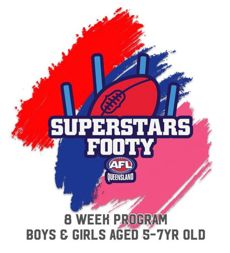 CALLING ALL SUPERSTARS boys and girls 5-7yrs