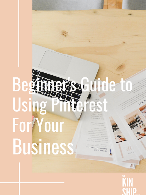 A Beginner's Guide to Pinterest for Your Business