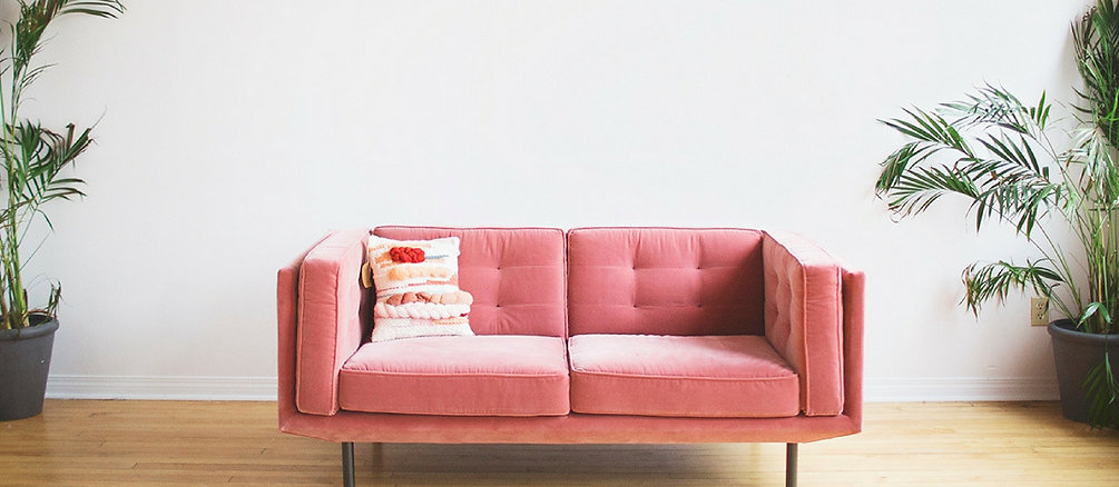 The Pink Couch Series
