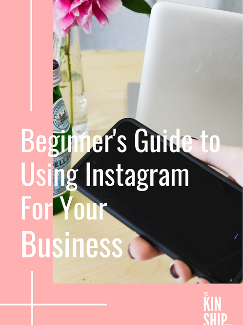 A Beginner's Guide to Instagram for Your Business