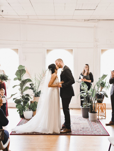 Danielle and Stuart's Wedding