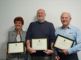 2016 Volunteer of the Year