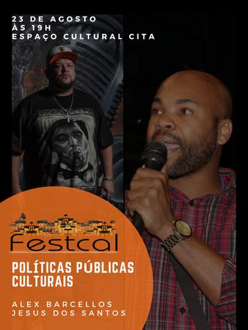 Politícas Públicas Culturais
