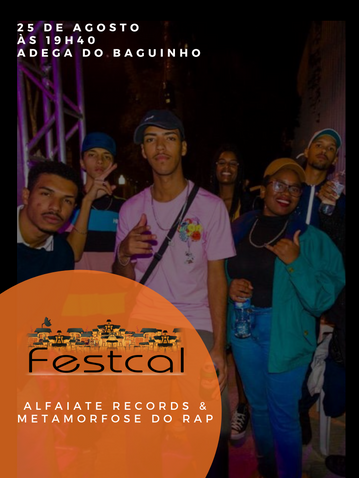 Alfaiate Records & Metamorfose do Rap