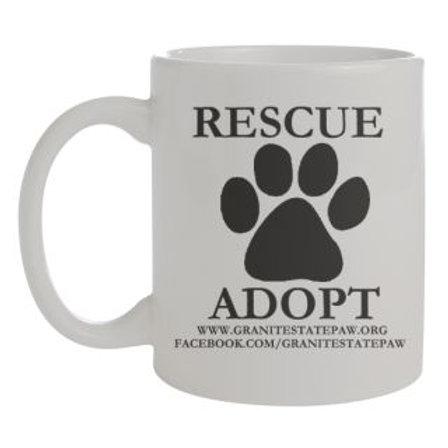 """""""Rescue"""" Mug"""