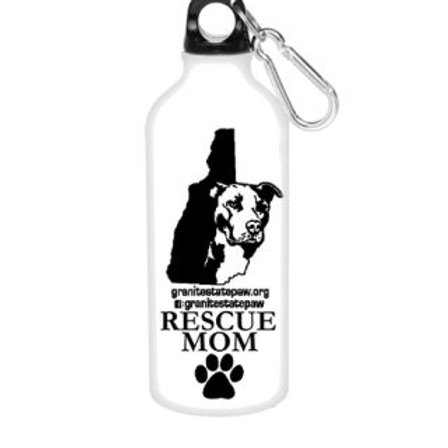 """Rescue Mom"" - Water Bottle"