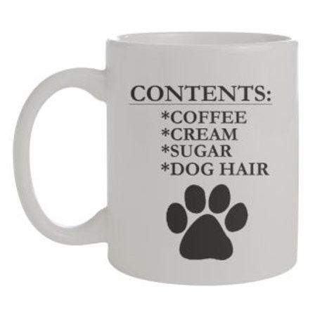 """""""Dog Hair"""" - Mug"""