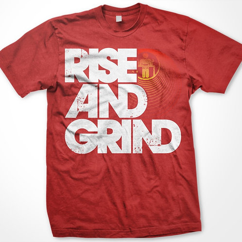 Red Rise and Grind