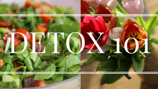 Time for a cleaning, why we need a detox and how can it help you?