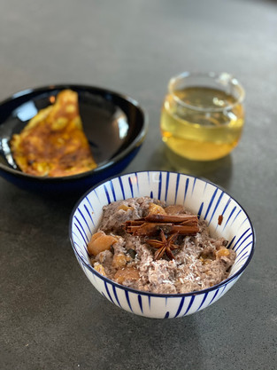 Ayurvedic Porridge
