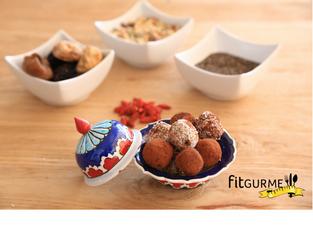 Muesli Truffles, a real fit and gourmet recipe!