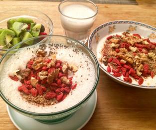 Homemade Porridge a la Fitgurme!