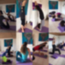 Group and Private Yoga Lessons in English in Geneva