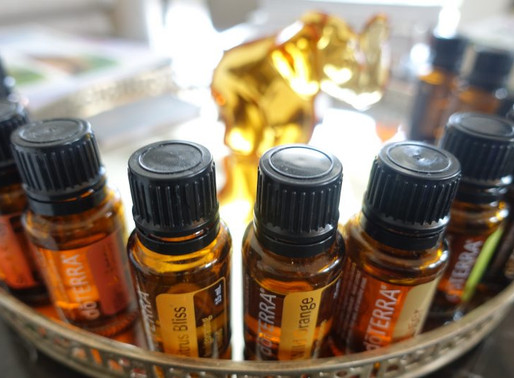 My favourite Essential Oils, bringing health and joy!