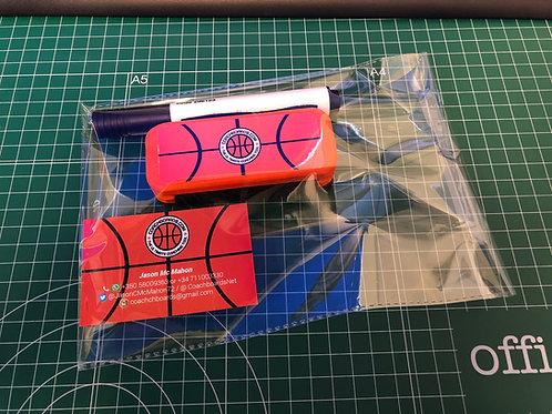 Eraser Block & Pen