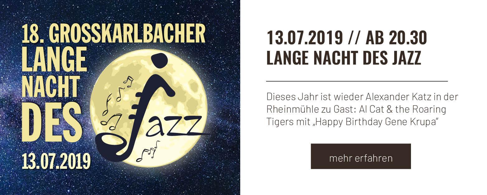 13.07.2019 // Lange Nacht des Jazz