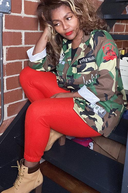 SDS Camo Jacket