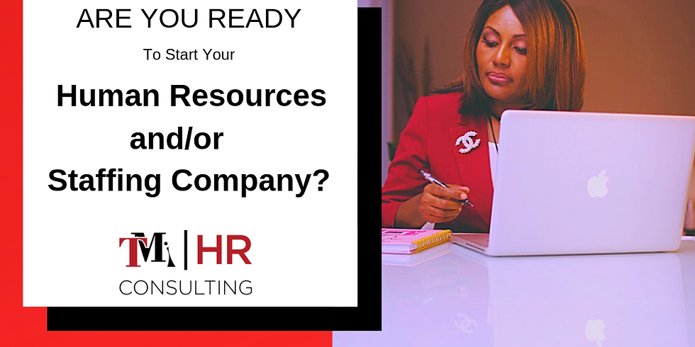 How to start a Staffing Company or Human Consulting Business from your kitchen table!