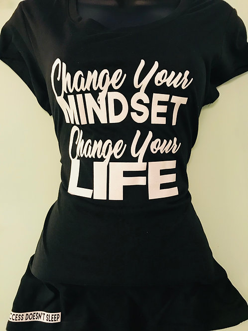 Change your mindset change your life.