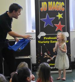 JD Magic Children's Entertainer