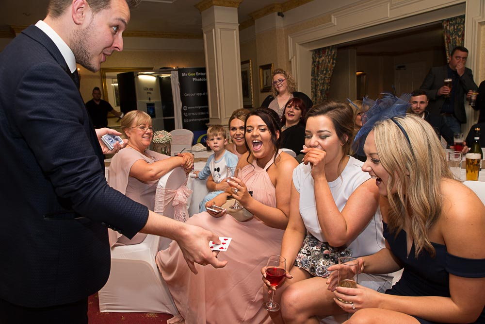 Best Wedding Magician Shropshire