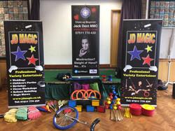 JD Magic Circus Skills