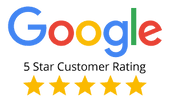 JD Magic 5 star google review