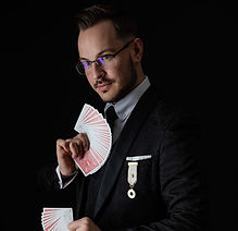 Best Wedding Magician Shropshire | JD Magic | Jack Dent AIMC