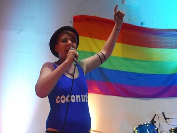 Bath Spa Pride 2018