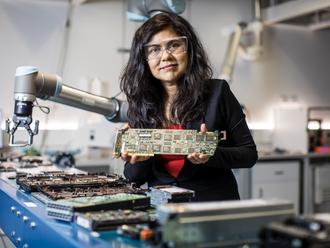 Ученый из Австралии создала сеть микрофабрик по переработке отходов