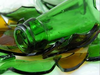 В новогодние каникулы москвичи выбросили в 10 раз больше стекла
