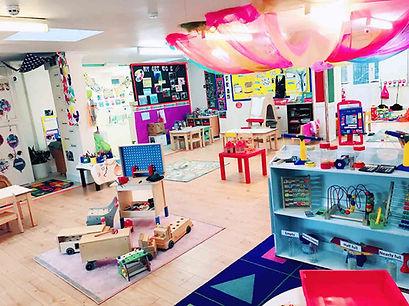 Private child care in Forest Gate