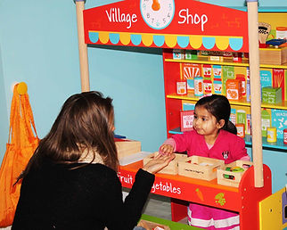 Sahan Nursery village shop