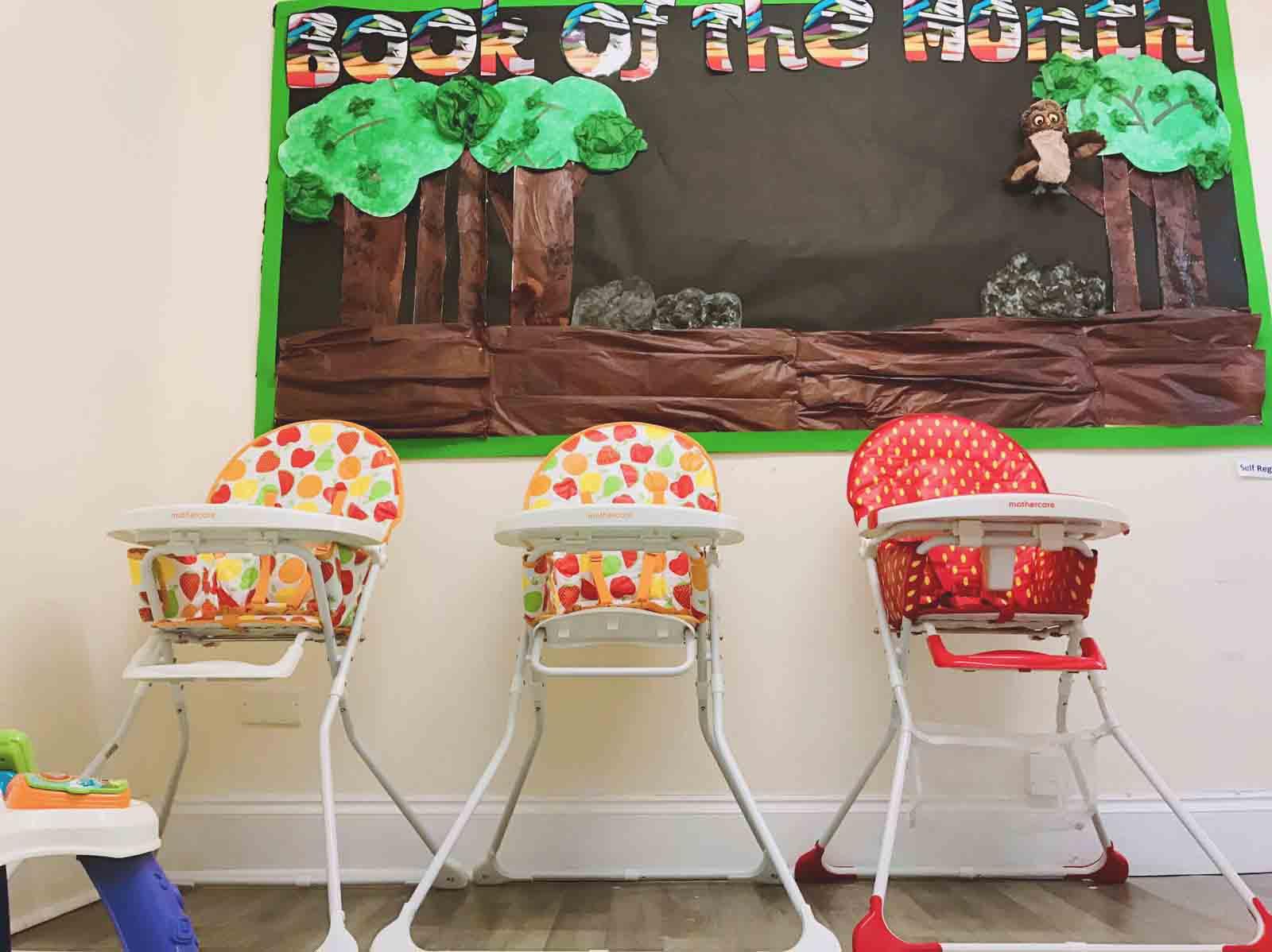 Sahan Nursery Baby Area 1