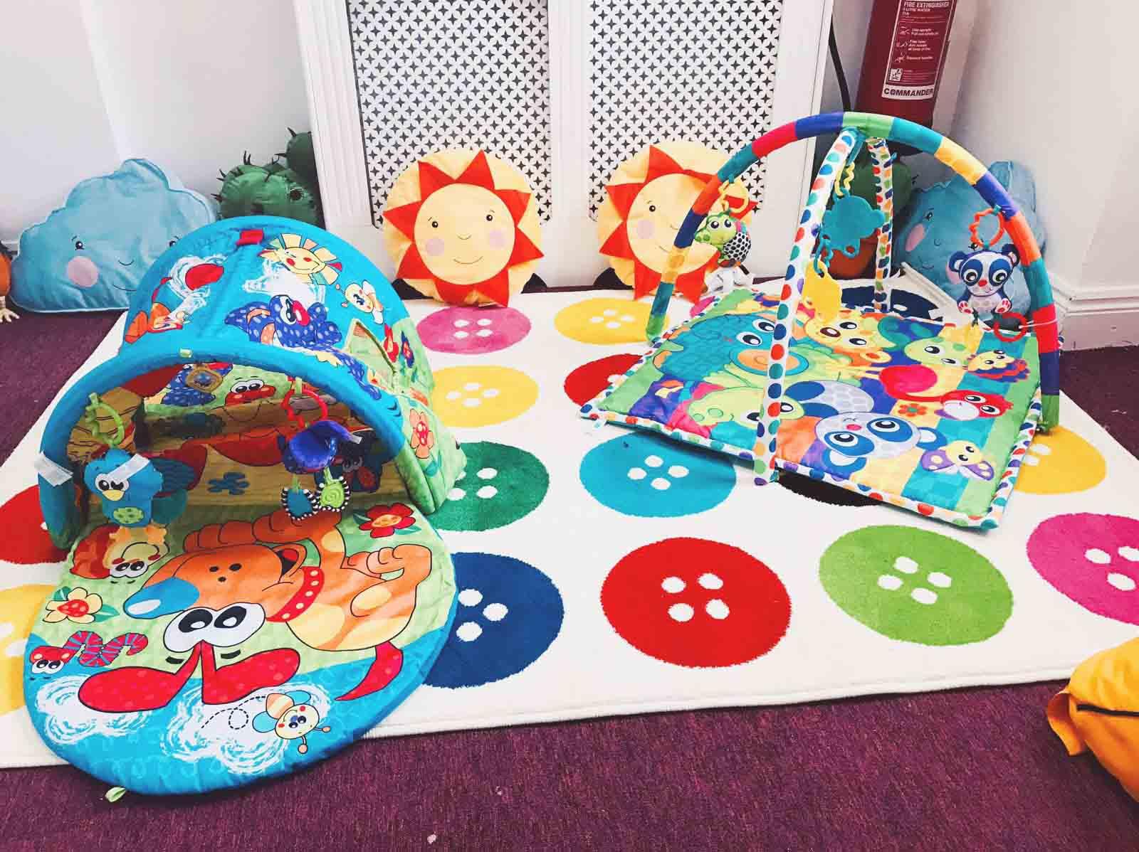 Sahan Nursery Baby Area 2