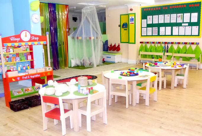 Sahan Nursery Class Room