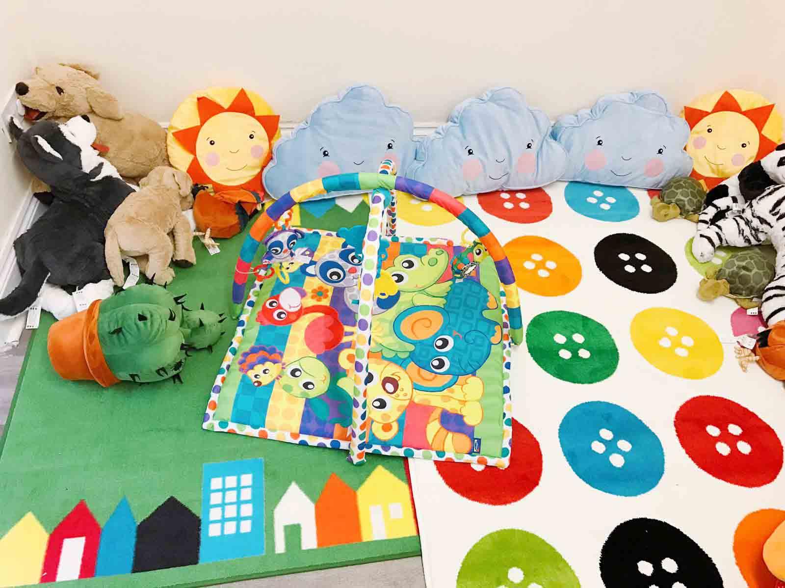Sahan Nursery Baby Area 10