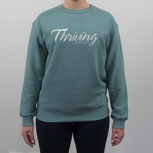 Women's Thriving Crew Jumper