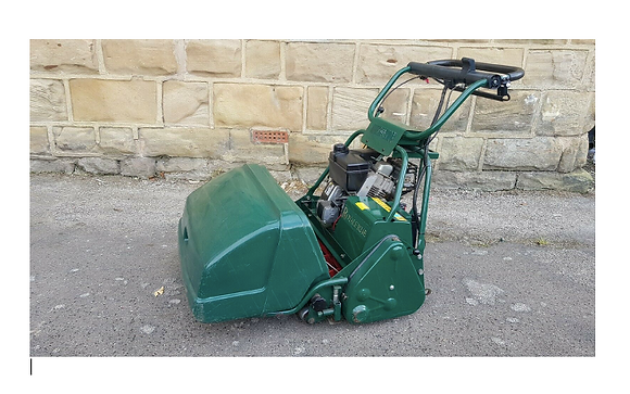 ATCO Royale B24 Electric Start Cylinder Lawnmower