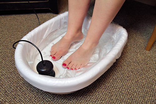 Ionic Foot Bath 3 Pack