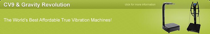 Whole Body Vibration Machines