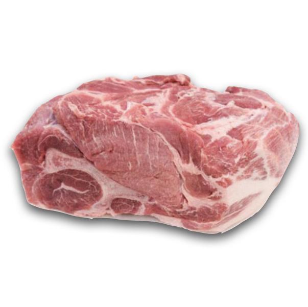 Pork Butts Bone In