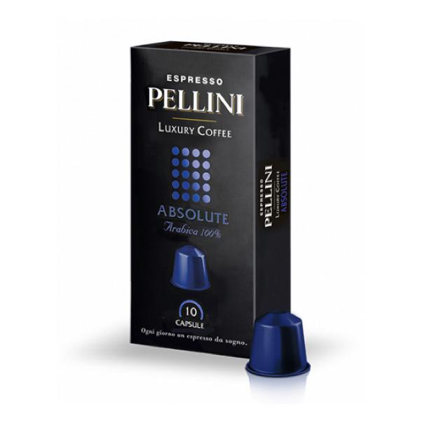 Pellini Coffee Capsules Absolute