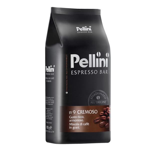 Espresso Gusto Bar N9 Cremoso