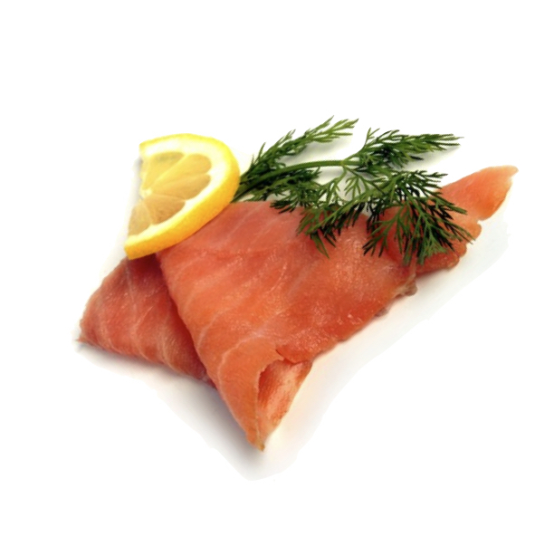 Salmon Fillet Smoked Sliced