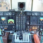 C-130 Instrument Panel