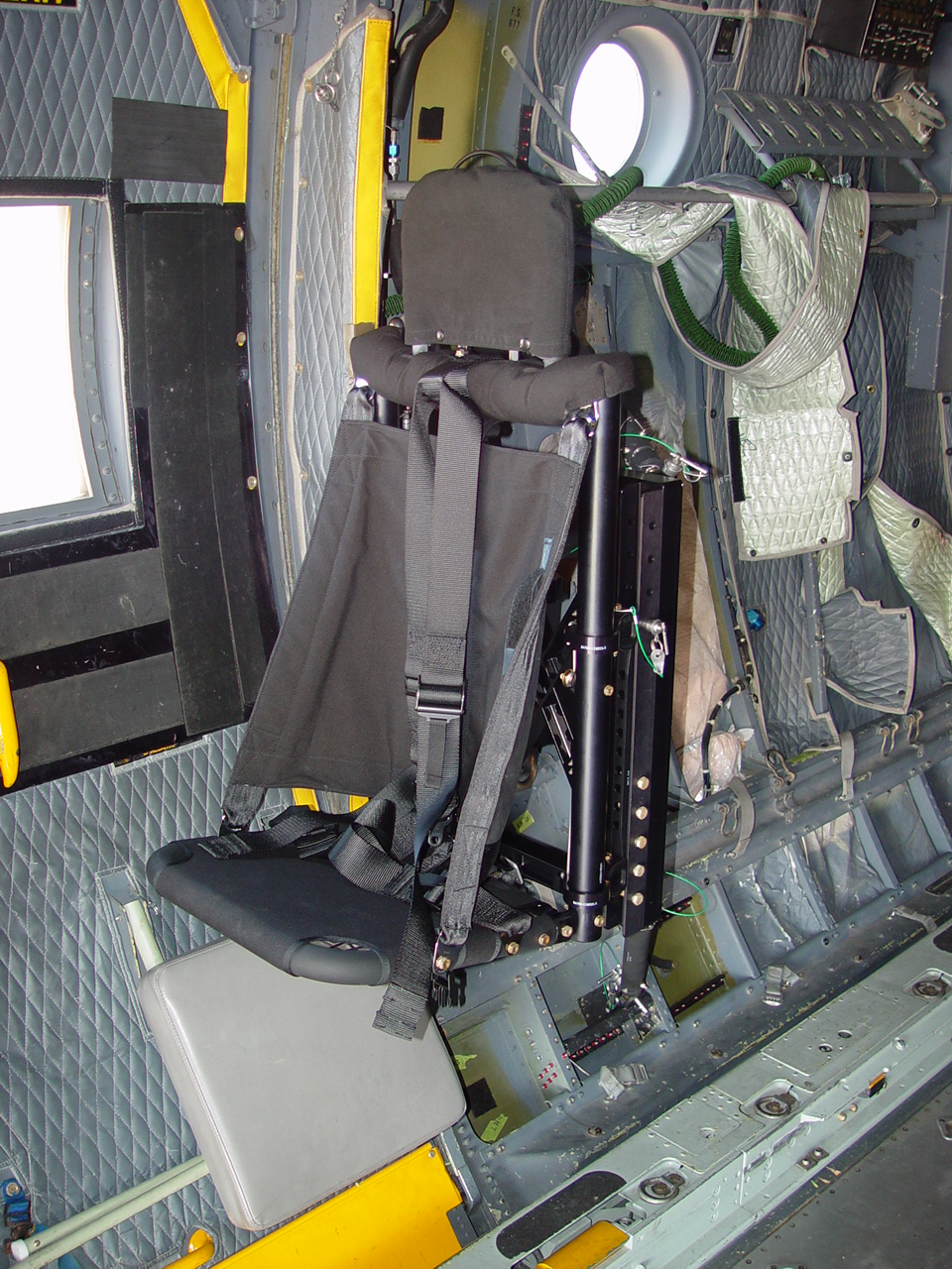 Loadmaster Crashworthy Seats
