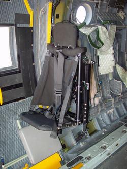 Loadmaster Crashworthy Seats