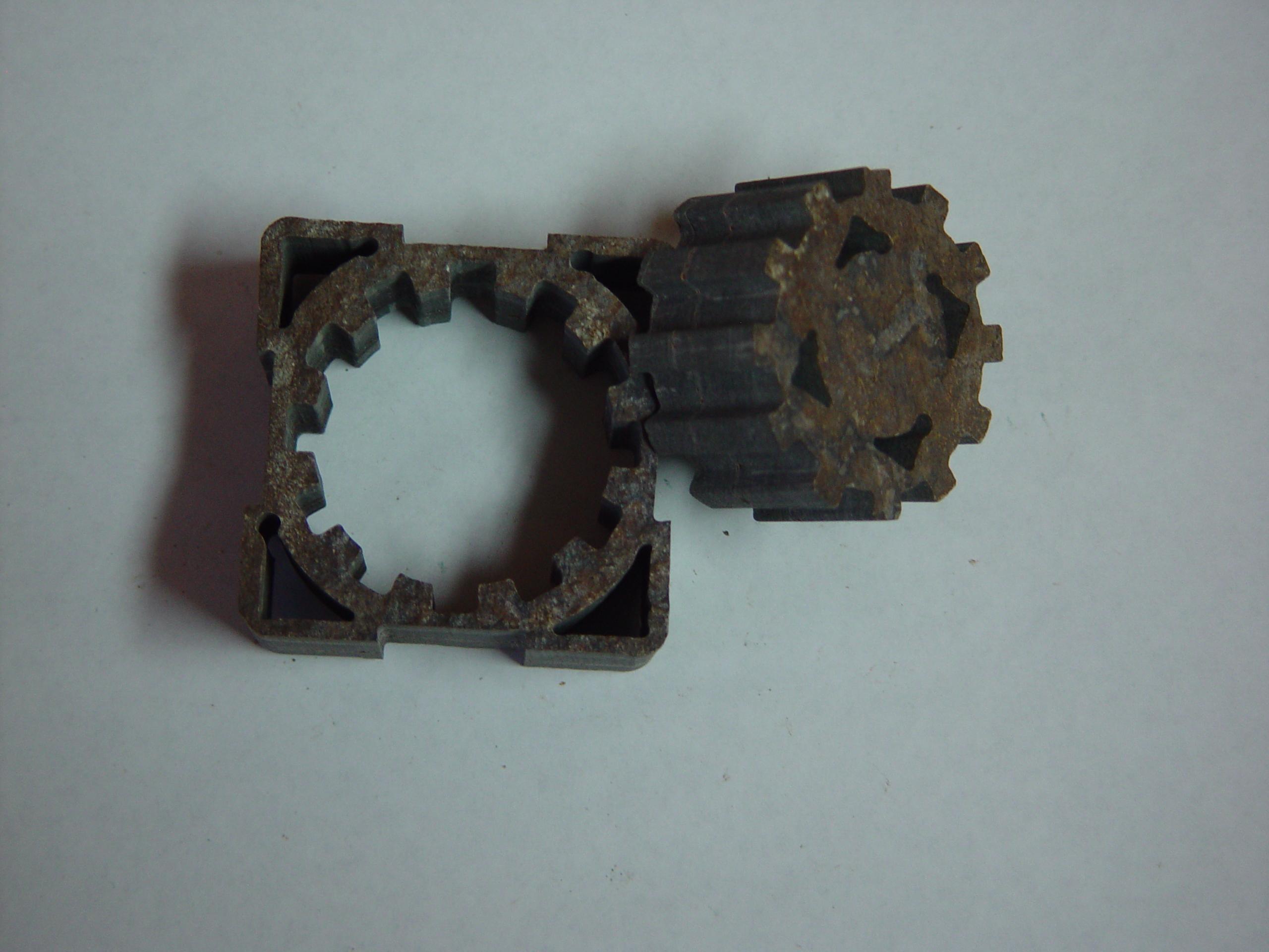 Stone gears
